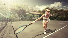 Tennis-Fitness Masterclass For All Levels of Player