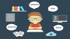 AJAX in CodeIgniter Step by step with CRUD Operation   Udemy