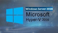 virtualisation windows server 2016 Hyper-V