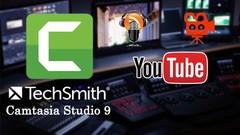 Imágen de Dominando la Edición de Vídeo con Camtasia Studio 9
