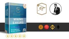 Bitcoin Mining Kurs -So startest du Kryptowährungen zu minen