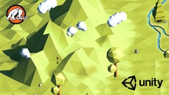 28 Low Poly Models and a Unity® Game - Complete 3D Developer