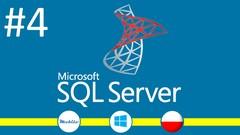 SQL Server - Modyfikacja danych, transakcje i błędy. 70-762