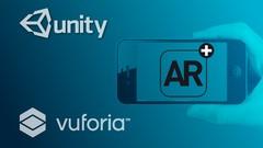 Créez 4 Apps et Jeux en Réalité Augmentée-Vuforia-Unity 2018
