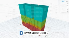 BIM Generative Design for Buildings Dynamo 2 0 and Refinery