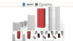 BIM Generative Design for Facades Revit 2018 Dynamo 2.0.2