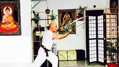 Curso Kung Fu Estilo da Águia - Nível I