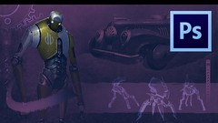 Painting Machines Concept Art Vehicles Robots Weapons