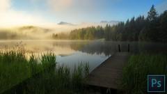 Stimmungsvolle Landschaften in Photoshop bearbeiten