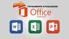 Pacote Office - Microsoft Office Essencial Todas as Versões.