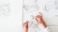 Drawing Course: Figure Drawing, Sketching & Character Design