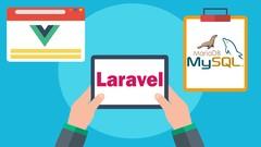 Curso Desarrollo web en PHP con Laravel 5.6, VueJS y MariaDB Mysql