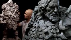 Escultura de um bárbaro(parte 2)