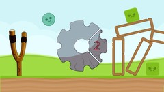Construct 2 - Jogo Estilo Angry Birds