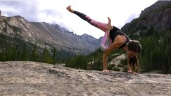 Climber Yoga: 20-Minute Flexibility Routines for Climbers