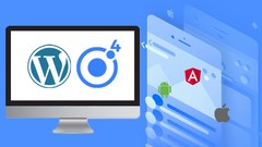 Wordpress Rest API and Ionic 4 (Angular) App With Auth | Udemy