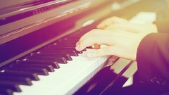 Piano Keyboard Lessons: Read Music, Theory & Composition