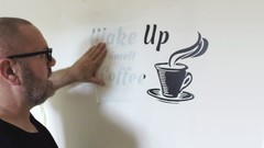 Learn Vinyl Cutting & Create Your Own Wall Sticker Business.
