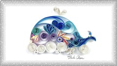 Wonderful Paper Quilling Art, From Basic to Advanced