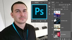 Photoshop for Startups - Create brochures, flyers and more