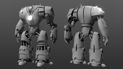 Creating a robot in Maya and ZBrush | Udemy