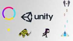 Unity: Building 2D Games From Scratch