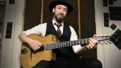 Play Gypsy Jazz Rhythm Guitar! Vol. 2 - Gypsy Bossas