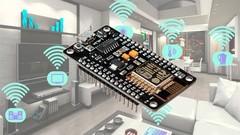 Esp8266 Wifi Wireless Com Arduino Automação Residencial