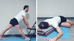 Yoga terapeútico para el dolor lumbar