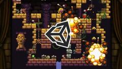 UNITY - Aprenda a criar jogos de plataforma 2D incríveis