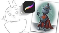 Procreate like a Pro: Create Awesome Digital Art on an iPad