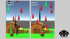 Unity 5 Tutorial: 3D Catching Game