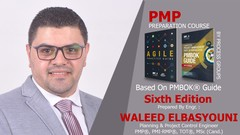 PMP Preparation Course 6th Edition includes 42 PDUs - Arabic