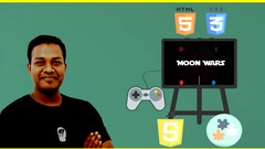 Learn HTML5, Canvas, CSS3 and JS by Building & Playing Game