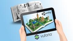 Jeux & App en Réalité augmentée avec Unity et Vuforia