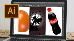 Curso Adobe Illustrator CC Máster: De Básico a Profesional. 2019.