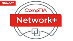 CompTIA Network+ N10-007 (2019) Video Bootcamp