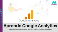 Imágen de Aprende los fundamentos de Google Analytics actualizado 2019