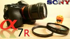 SONY Alpha 7R, 7S, 7 - Guide Complet pour Tous