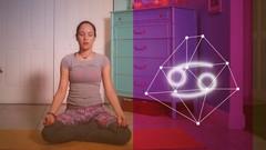 Astro Yoga y Meditación Para Cancer