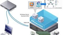 GNS3 v1.4.4 With VMware Vsphere v6.0 Integration