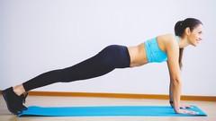 Vinyasa Yoga to strengthen your core!