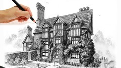 How to Draw a House  - The complete course by Eli Ofir