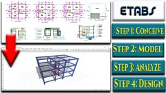ETABS For Structural Design of Residential Buildings | Udemy
