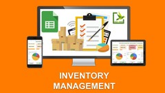 Manage Inventory with Google Sheets
