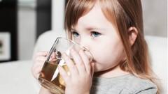 Hausmittelchen bei Erkrankungen von Babys und Kleinkindern