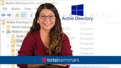 Active Directory with Windows Server 2016: The Total Course