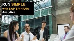 SAP S/4HANA Analytics
