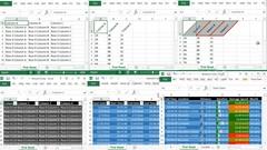 Create Advanced Excel files using Java