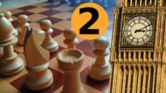 Imágen de Aperturas de Ajedrez: El Sistema Londres 2